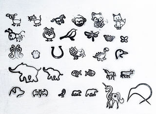 Animal Design Stamps