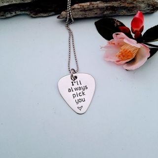 I Pick You Pendant