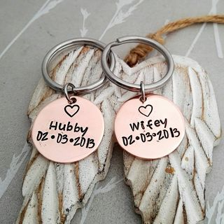 Hubby and Wifey Set