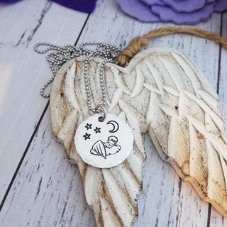 Angel Baby Pendant