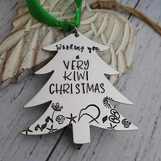 Very Kiwi Christmas Decoration