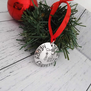 Domed Christmas Decoration