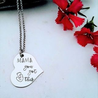 Mama You Got This Pendant