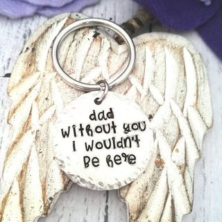 Without You Keyring