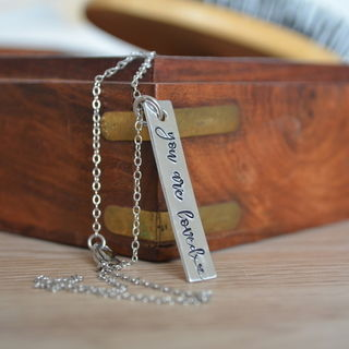 You are Loved Pendant