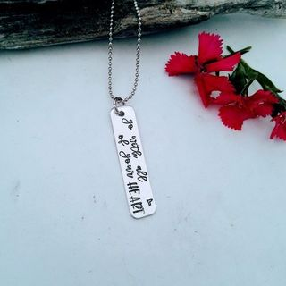 Be Inspired Pendant
