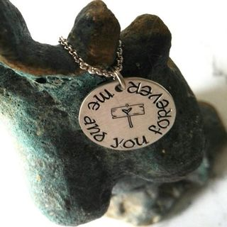 Me and You Pendant