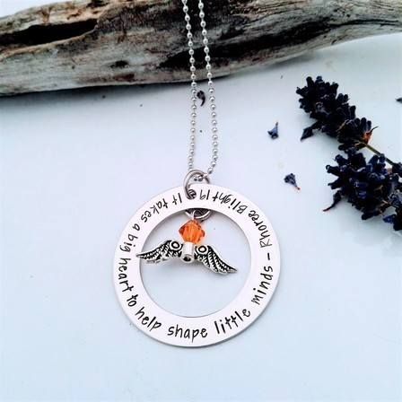 Shape Little Minds Pendant