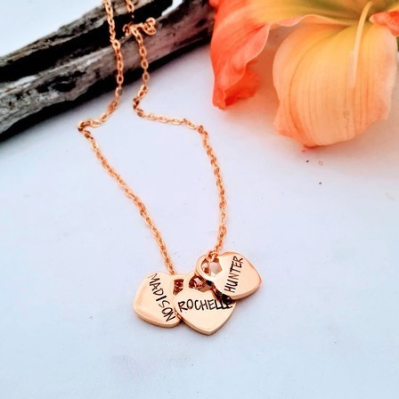 Locked Heart Pendant