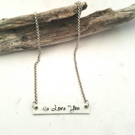 Me Love You Pendant