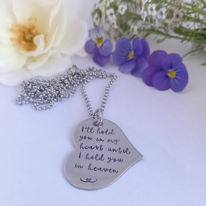 Hold You In Heaven Pendant