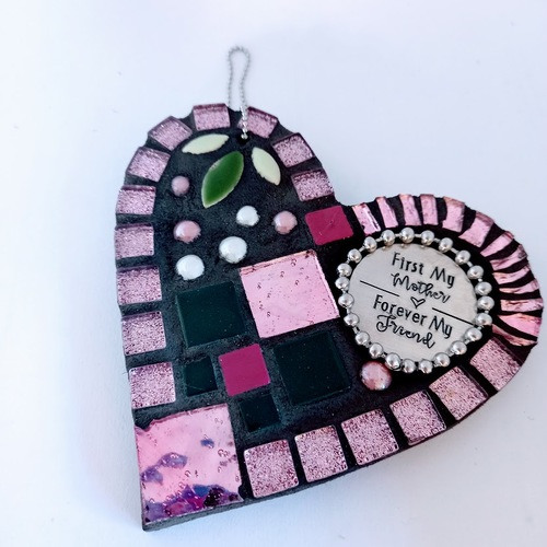 Personalised Mosaic Heart - Limited Edition